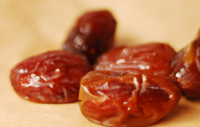 how to cook fresh dates